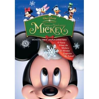 Festeja o Natal com o Mickey