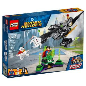 LEGO DC Comics Super Heroes 76096 Superman & Krypto Team-Up