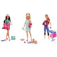 Barbie Vida Relaxante - Envio Aleatório