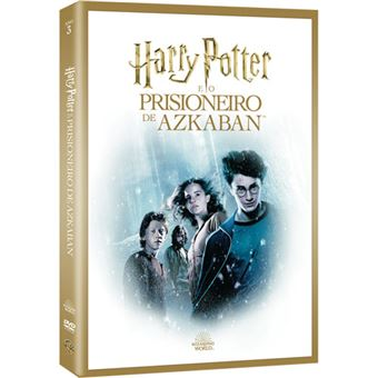 Harry Potter e o Prisioneiro de Azkaban - 2 DVD