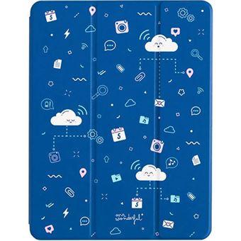Capa Mr. Wonderful para iPad 9.7'' - Nuvem