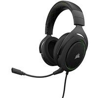 Auscultadores Gaming Corsair HS50 Stereo - Verde
