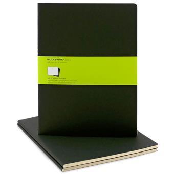 Moleskine: Caderno Liso XL Preto