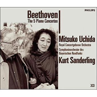 Beethoven | The Complete Piano Concertos