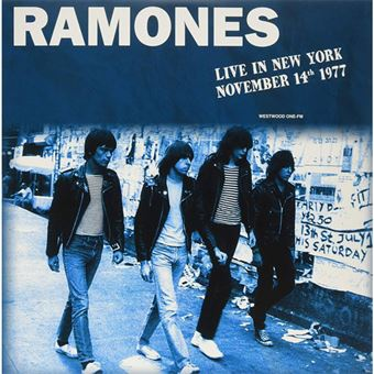 Live in New York November 14th 1977 - LP