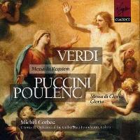 Puccini | Messa di gloria, Verdi | Requiem & Poulenc | Gloria (2CD)