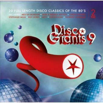 Disco Giants Vol.9 (2CD)