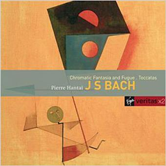 Bach | Chromatic Fantasia & Fugue & Toccatas (2CD)
