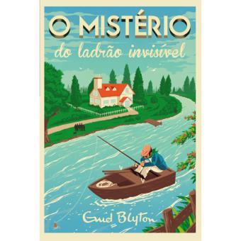 O Mistério - Livro 8: O Mistério do Ladrão Invisível