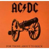 For Those About to Rock We Salute You (Limited LP)