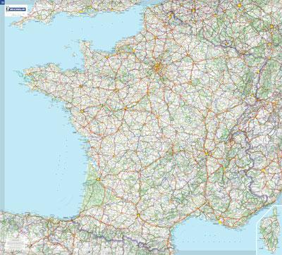 mapa estradas portugal michelin França Mapa Michelin 721 Plastificado   Vários, Vários   Compre  mapa estradas portugal michelin