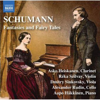 Schumann: Fantasies and Fairy Tales - CD