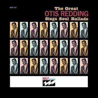 The Great Otis Redding Sings Soul Ballads (Reissue) (mono) (180g)