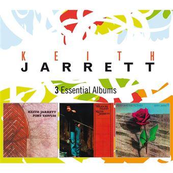 Keith Jarrett: 3 Essential Albums - 3CD