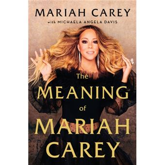 Meaning of mariah carey (the)