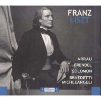 Liszt   Obras para Piano e Orquestra