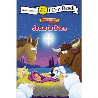Beginner's bible jesus is born