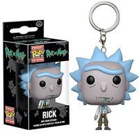 Porta-Chaves Funko Pop! Rick & Morty: Rick