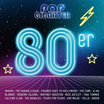 Pop Giganten: 80er - 2CD