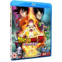 Dragon Ball Z: Resurrection of F - Blu-ray Importação