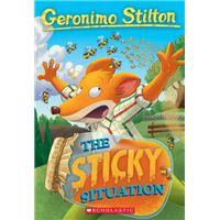Geronimo Stilton: The Sticky Situation