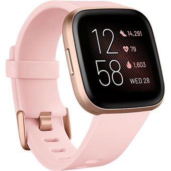 Relógio Desporto Fitbit Versa 2 - Petal   Copper Rose Aluminium