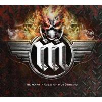 The Many Faces Of Motörhead (3CD)