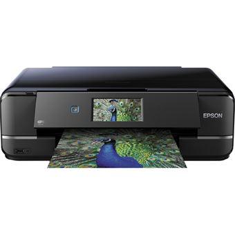 Impressora Multifunções Jacto de Tinta Epson XP-960 Wi-Fi Preto