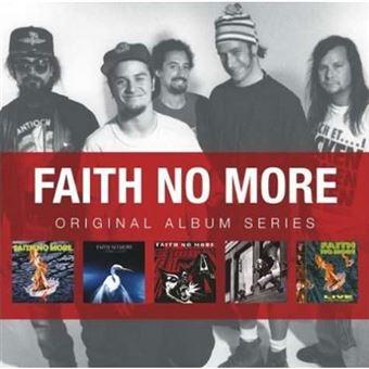 Faith No More: Original Album Series - 5CD
