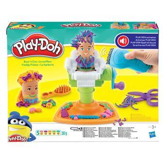 Play-Doh A Barbearia - Hasbro