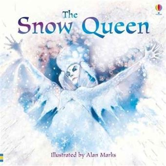 Snow queen board book
