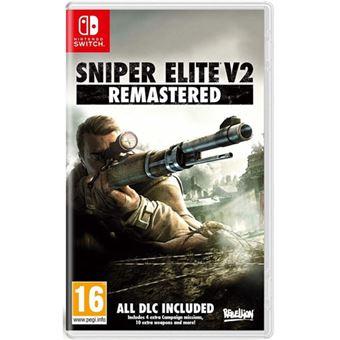 Sniper Elite V2 Remastered - Nintendo Switch