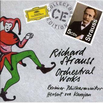 R. Strauss   Orchestral Works (5CD)