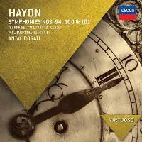 Haydn | Symphonies Nos. 94 , 100 & 101