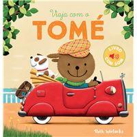 Viaja com o Tomé - Livro com Som