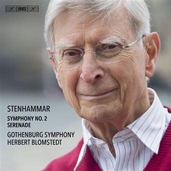 Stenhammar: Symphony No.2 - SACD