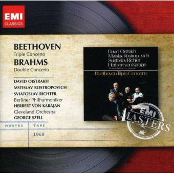 Beethoven | Triple Concerto & Brahms | Double Concerto