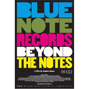Blue Note: Beyond the Notes - Blu-ray