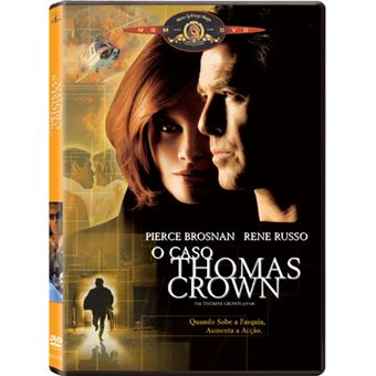 O Caso Thomas Crown - DVD