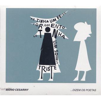 Mário Cesariny: Dizem os Poetas Vol 4 - CD