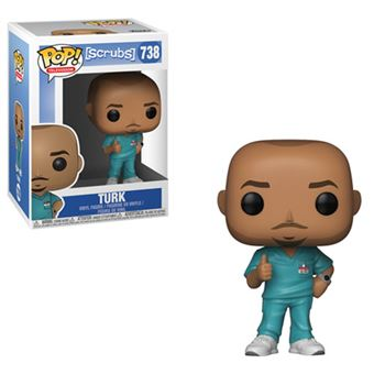 Funko Pop! Scrubs: Turk - 738
