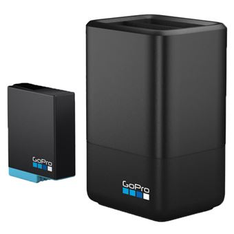 Bateria e Carregador GoPro 1220mAh para Hero8 B | Hero7 B|  Hero6 B