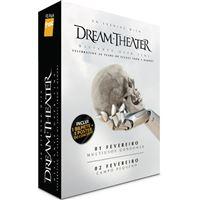Fã Pack FNAC Dream Theater Lisboa - Bancada   Preço: 45€ Pack + 3.32€ Custos de Operação