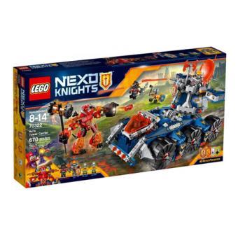 LEGO Nexo Knights 70322 O Transportador de Torre do Axl