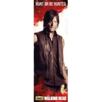 Poster The Walking Dead Hunt or be Hunted -  Daryl