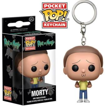 Funko Pop! Porta-Chaves Rick and Morty