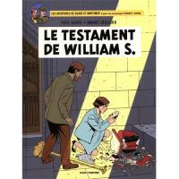 Les Aventures de Blake et Mortimer - Livre 24: Le Testament de William S.