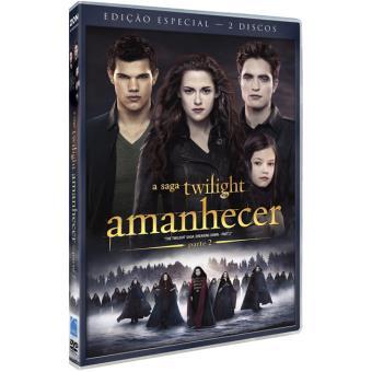 A Saga Twilight: Amanhecer Parte 2 - Edição Especial