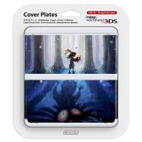 New Nintendo 3DS - Capa Decorativa Zelda Majora´s Mask