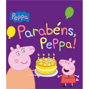 Parabéns, Peppa!